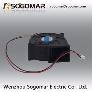 Черная рамка различные скорости шариковый подшипник 12V 75*75*30мм вентилятор системы охлаждения
