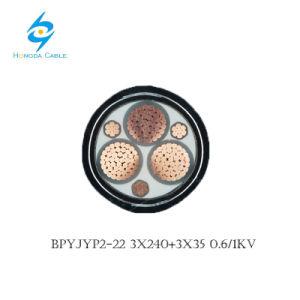 LV 3X240+3X35mm2/ Tensão média 3x240mm2 Sta Cabo de Alimentação