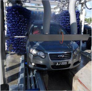 クリーニングのための自動トンネル車の洗濯機システム装置の蒸気機械