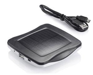 RoHSの熱い販売の携帯用USBの太陽充電器