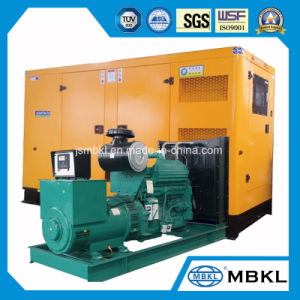 50квт звуконепроницаемых автоматический генератор дизельного двигателя Cummins