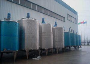 El depósito de acero inoxidable de alta calidad