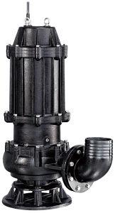Wq quattro pompe per acque luride sommergibili del Palo