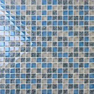 Il mosaico di Foshan fornisce il prezzo di ceramica delle mattonelle di mosaico di cristallo