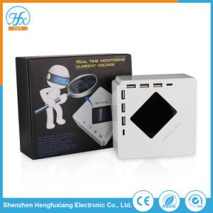 Bewegliche Arbeitsweg-Adapter-Handy-Aufladeeinheit USB-5V/8A