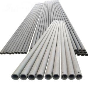 Carbure de Silicium réfractaires à haute température du tube d'incendie du rouleau de tube carré de tubes de brûleur de fournisseur