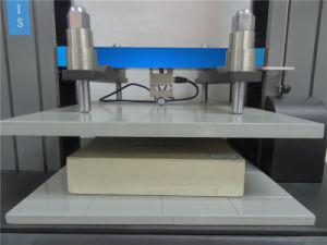Macchina di prova di compressione del servocomando del calcolatore per la casella di carta