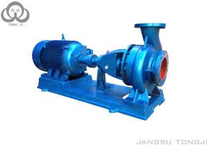 Es50-32-160 de etapa única aspiración de una sola bomba de agua centrífuga
