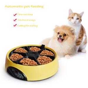 Alimentatore automatico di gestione astuto dell'animale domestico del nuovo modello dell'alimentatore del cane