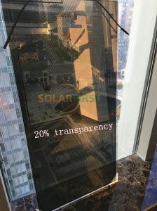 Meilleur prix de 50 % de la transparence 40W mince film de bord