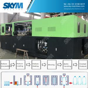 Automatische Plastikausdehnungs-Blasformen-Maschine für die Herstellung der Haustier-Flasche