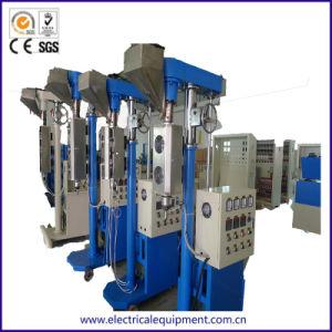 Máquina de Inyección de plástico de la extrusora auxiliar