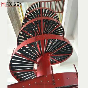 Acero inoxidable de buena calidad rodillo transportador de cinta transportadora para minería