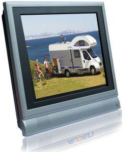 """15-20 """" 결합 LCD TV/DVD (KM-15A)"""