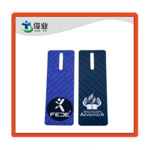 핸드백의 2018 관례가 중국 제품 이름 상표 종이 의복 걸림새에 의하여 표를 붙인다
