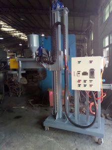 取り外し可能な溶解したアルミニウム液体のガス抜き処理機械