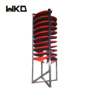 Спиральная сепаратор на откидной панели двери задка Титановые руды/спиральное концентратор