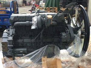 Isuzu New AA6HK1xqp 01 6HK1 Diesel Engine