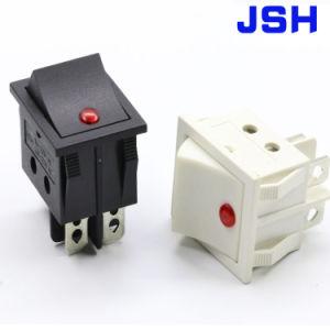 4 Pinon fuori dall'interruttore di attuatore nero, interruttore elettrico della saldatrice