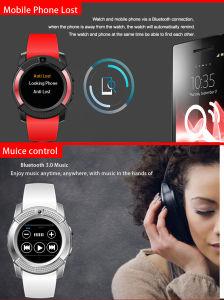 La electrónica de consumo inteligente Teléfono móvil y accesorios de Teléfonos móviles Teléfonos móviles GSM Reloj inteligente
