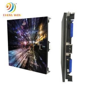 500mm*500mm P4.81 Location à l'intérieur de l'écran Afficheur à LED pour guide shopping