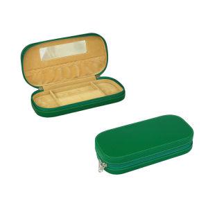جديدة أساليب أحمر جيّدة نسيج جلد مجوهرات يعبّئ صندوق (6751)