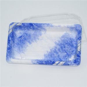De toute taille Sushi Bac en plastique avec couvercle, pour l'emballage alimentaire