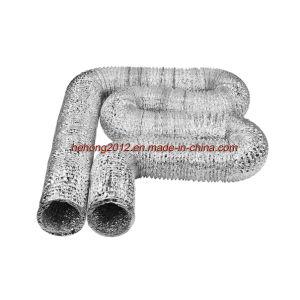 2-20 Tubo Flexible de aluminio ventilación