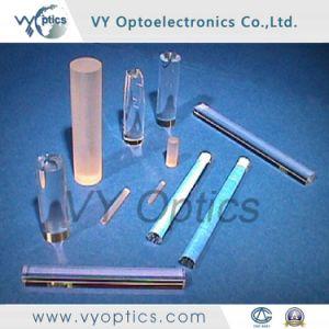 (Kalziumfluorid) optisches Rod-Objektiv des Zylinder-CaF2