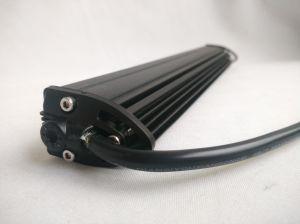 32-дюймовый 90W Одна строка светодиодный индикатор бар погрузчик 12/24В мини-светодиодный индикатор по просёлочным дорогам баров