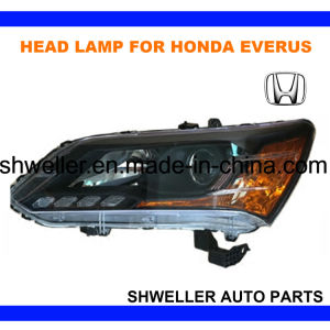 Lâmpada de cabeça automático para a Honda Everus o farol dianteiro