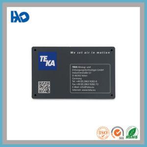 Prix bon marché personnalisée en usine Nom de l'autocollant de plaque en plastique