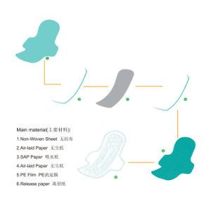 FDAは28cmの夜使用のための極めて薄い女性生理用ナプキンを証明したPad
