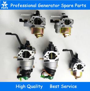 Carburatore del generatore di potere di alta qualità 152f 168f 188f 190f 2kVA 3kVA 5kVA 7kVA 8kVA