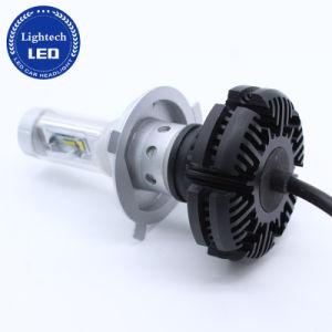 X3 LEDのヘッドライト50W 6000lm H4車LEDのヘッド電球
