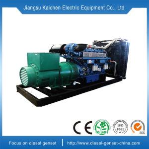 500 generatore del diesel di energia elettrica di KVA 400kw