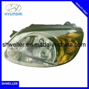 Lâmpada de cabeça automático para a Hyundai Accent 2003