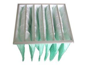 Marco de plástico G3/F7 Filtro de aire Filtro de bolsillo
