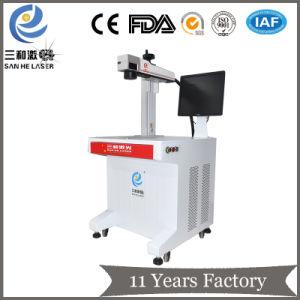 Laser-Markierungs-Maschine der Faser-70W für Auto-Zubehör