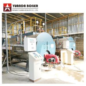 砂糖の工場の200HP 3t Hrのボイラー