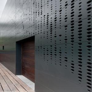 Les Panneaux de bardage aluminium Revêtement mural écran panneaux Panneaux décoratifs