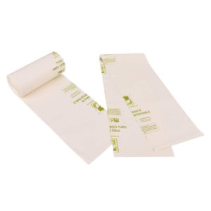 生物分解性LDPEのごみ袋の屑プラスチックごみ袋のガーベージ