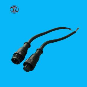 セリウムRoHS 2から12 Pin男女ワイヤーコネクター