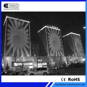 Visualizzazione di LED della maglia di media di colore completo SMD LED di alta luminosità di P56.25mm