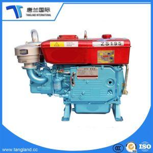 Motori diesel cinesi 20HP-300HP con la puleggia di cinghia della frizione e del Pto