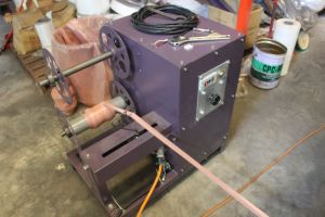 Três Camadas de alta velocidade Co-Extrusion ABC de HDPE de LLDPE máquina de sopro da película de LDPE