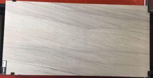 grijze Kleur van het Lichaam van 600X1200mm poetste de Volledige Verglaasde Tegel voor Vloer en Muur op