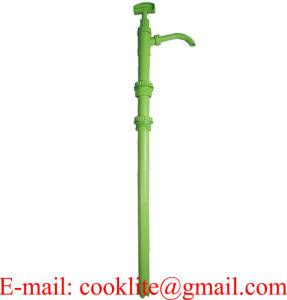 Pompa Manuala Pentru Ulei Frigorific / Pompa plástico DIN De Butoi Pentru Transvazat Lichide / bomba