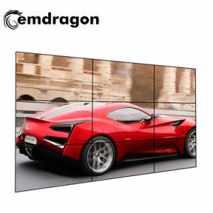49-дюймовый настенный видео Android 3G-очки бесплатные рекламные экраны шина LCD монитор с рекламы шины WiFi цифровой рекламы плеер с помощью индикаторов порта карта памяти