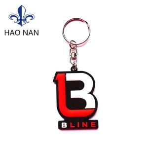 Keychain Promotion를 위한 Quality 높은 Custom PVC Keychain